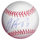 Jose Reyes Signed Official Major League Baseball (JSA)