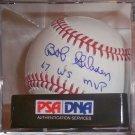 Bob Gibson Signed Official Major League Baseball (PSA Graded 9.5)