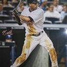 Eduardo Nunez Yankees Signed 16x20 Photo (Steiner)