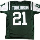 Ladainian Tomlinson Signed Custom New York Jets Jersey TRISTAR/Player COA