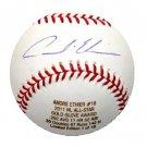 Andre Ethier Signed Official Major League Stat Baseball (PSA/DNA)