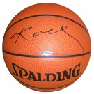 Kobe Bryant Lakers Signed Official NBA Basketball (Upper Deck Authenticated)
