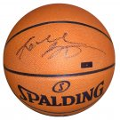 Kobe Bryant Lakers Signed Official NBA Basketball (Panini Authentic)