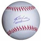 Kevin Youkilis Signed Official Major League Baseball (Tristar)