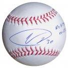 Ubaldo Jimenez Signed Official Major League Baseball W/No Hitter (PSA/DNA)