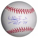 Whitey Ford Signed Official Major League Baseball (JSA)