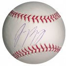 Jose Reyes Signed Official Major League Baseball (Steiner)