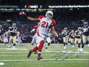 Patrick Peterson Signed Arizona Cardinals 16x20 (JSA)