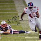 Ahmad Bradshaw Signed New York Giants 16x20 Photo (JSA)