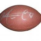 Morris Claiborne Dallas Cowboys Signed Mini Football