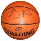 Derrick Rose Bulls Signed Official NBA Baseketball (Upper Deck, UDA)