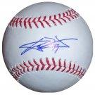 C.J. Wilson Signed Official Major League Baseball (PSA/DNA COA)
