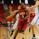 Dion Waiters Signed Cleveland Caveliers 8x10 Photo