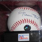 Willie Mays Signed Official Major League Baseball (PSA/DNA Graded Mint 9)