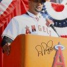 Albert Pujols Signed L.A. Angels 16x20 Photo (PSA & Pujols)