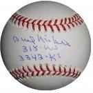 Phil Niekro Signed Official Major League Baseball (Tristar)