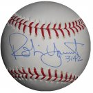 Robin Yount Signed Official Major League Baseball (Steiner)
