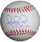 Omar Vizquel Signed Official Majpr League Baseball (JSA COA)