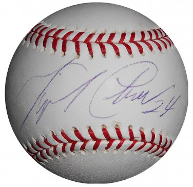 Miguel Cabrera Signed Official Major League Baseball (Tristar)