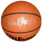 Kareem Abdul Jabbar Lakers Signed Basketball (PSA/DNA)