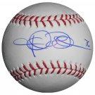 Jered Weaver Signed Official Major League Baseball (MLB HOLO)