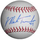 Mark Trumbo Signed Official Major League Baseball (PSA/DNA)