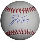 George Springer Signed Official Major League Baseball (Tristar)
