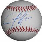 Jason Kipnis Signed Official Major League Baseball MLB HOLO