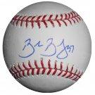 Brandon Beachy Signed Official Major League Baseball (PSA/DNA)