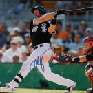 Matt Davidson White Sox Signed 8x10 Photo