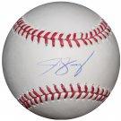 Jonathan Gray Signed Offcial Major League Baseball