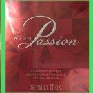 Avon **PASSION** Perfume Eau De Parfum Spray 1.7 fl oz FACTORY SEALED