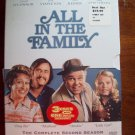 ALL IN THE FAMILY the Complete Second Season ( season 2) DVD NEW & SEALED