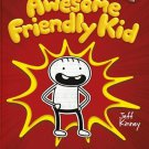 Diary of an Awesome Friendly Kid by Jeff Kinney {E-BOOK}