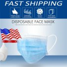 50 Count Disposable Non-woven Face Masks FAST SHIPPING