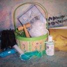 Ladies Massage Spa Gift Basket