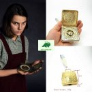 2020 The Golden Compass His Dark Materials Lyra Alethiometer Prop Cosplay Gift