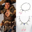 2020 Monster Hunter Tony Jaa The Hunter Power Claw Pendant Necklace Prop Cosplay Christmas Gift