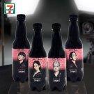 2021 BLACKPINK Pepsi Drinks Limited Edition Empty Bottle 400ml Set of 4 Jisoo Jennie Rose Lisa