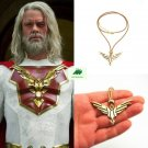 2021 Jupiter's Legacy Sheldon Sampson The UTOPIAN Necklace Prop Cosplay Gift