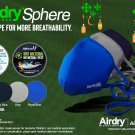 AIRDRY Microfiber Airshield Sphere Washable Headloop Face Mask Anti Bacteria BFE 3D Breathability