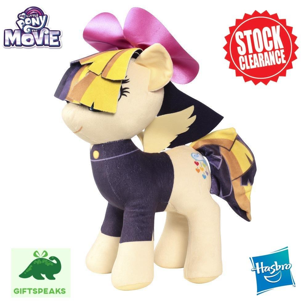 HASBRO My Little Pony the Movie SONGBIRD Serenade Cuddly Plush Toy Soft Stuffed Doll Gift