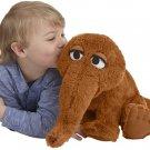 "2014 Hasbro Playskool Sesame Street SNUFFLEUPAGUS Plush Toy Soft Stuffed Doll Halloween 20"""