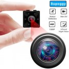 Spy Camera, Full HD 1080P Hidden Camera, Security Nanny Cam with Motion Detection and Night Vision
