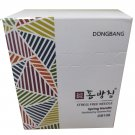 Dong Bang DB 108 BLISTER PACKAGE 1000pcs Disposable Acupuncture Needle    0.40  X 60mm