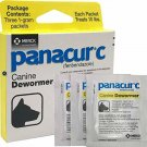 Panacur C Canine Dewormer Treatment Three 1-Gram Packets, Each Packet Treats 10 lbs(Pre-Order)