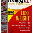 Hydroxycut Pro Clinical Non-Stimulant Weight Loss Supplements with Apple Cider Vinegar, 72 Pills