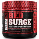 Red Surge Superfood Powder - Nitric Oxide Supplement Beet Powder for Immune Support