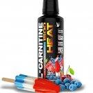 VMI Sports   L-Carnitine Liquid Heat 1500   Thermogenic Fat Burner   L Carnitine Liquid