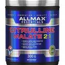ALLMAX CITRULLINE Malate 2:1 Supplement, 300 g